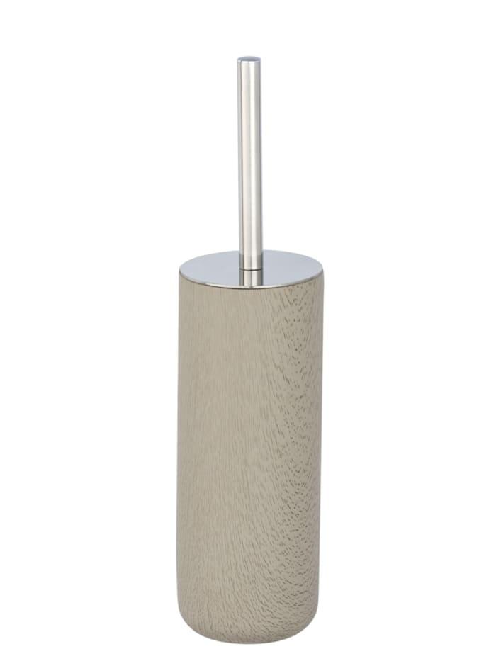 Wenko WC-Garnitur Joy, Zement, Grau - Taupe