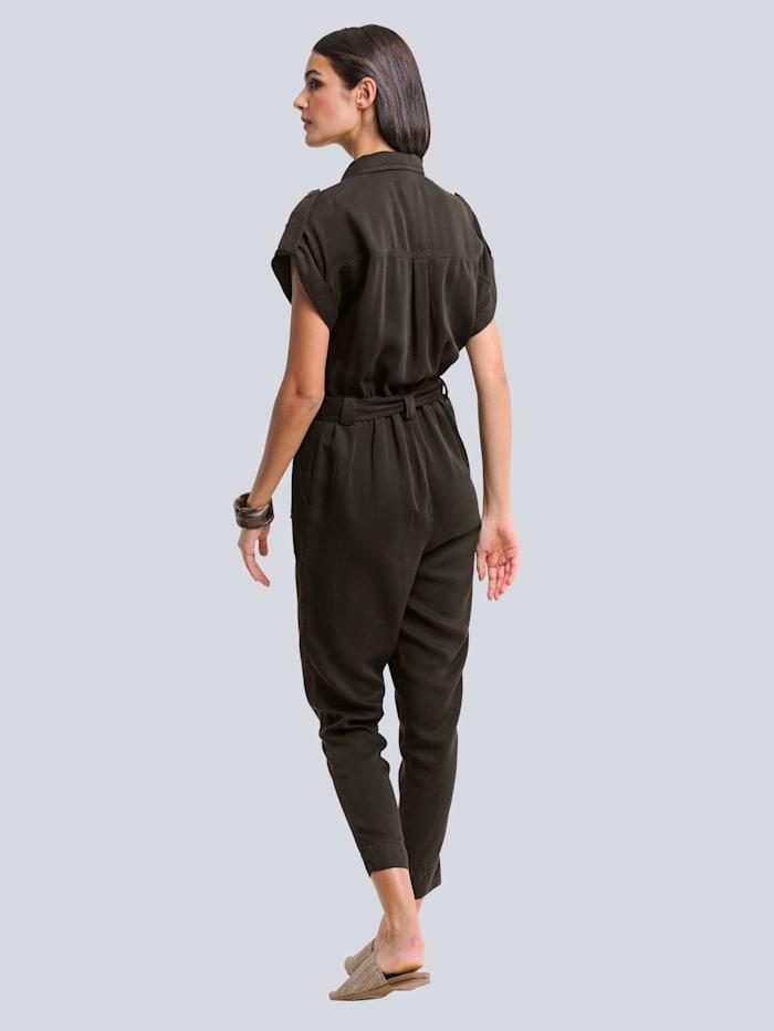 Combi-pantalon de style safari tendance