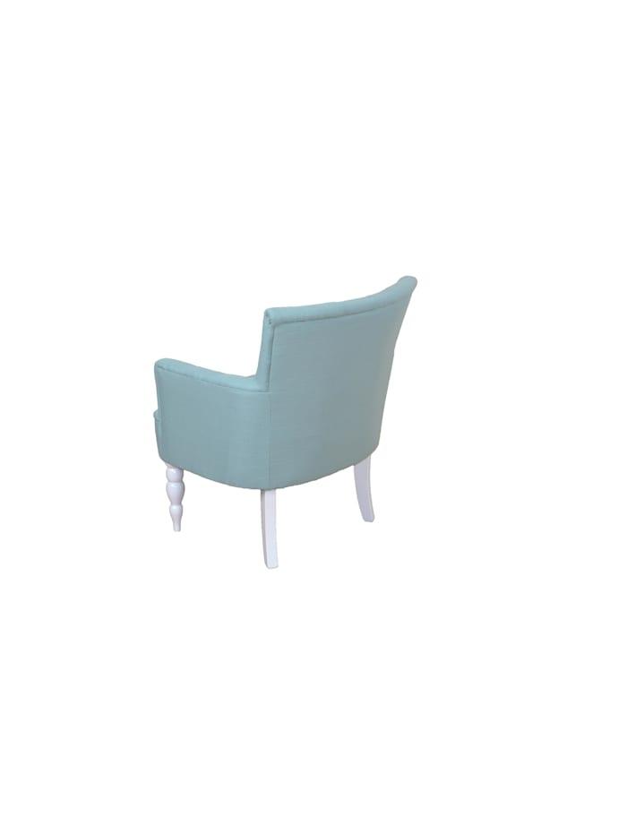 Möbel-Direkt-Online Polstersessel Dody, blau