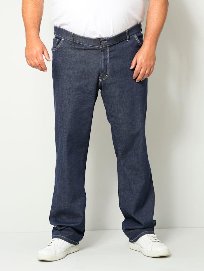 Men Plus Jeans Spezialschnitt, Dark blue
