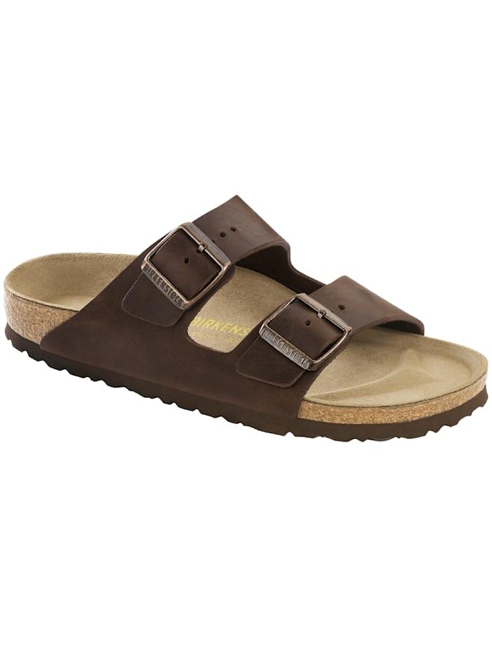 Sandale Arizona Fettleder normal