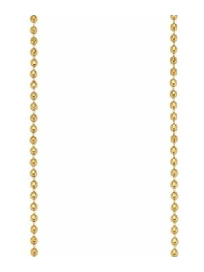JOOP! Halskette für Damen, Edelstahl, Silber