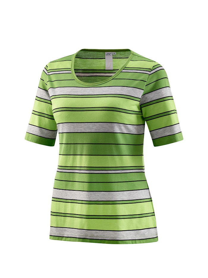 JOY sportswear T-Shirt WITTA, garden stripes