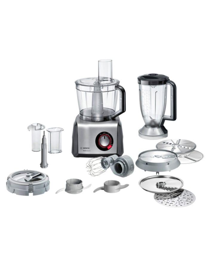 Bosch Kompakt-Küchenmaschine MultiTalent8, Schwarz
