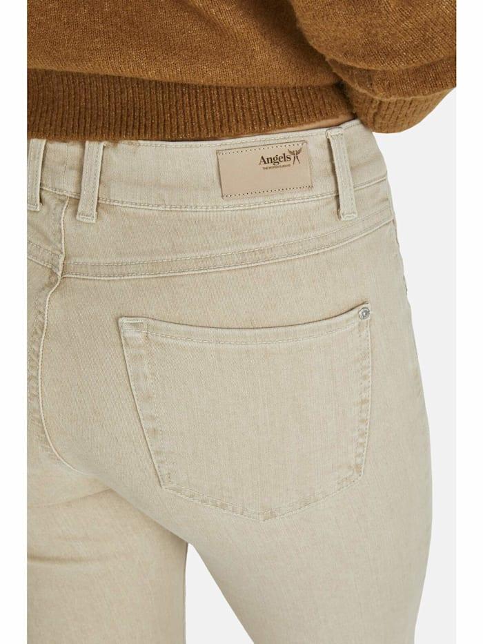 Jeans 'Skinny Ankle Zip' mit modischen Reißverschlüssen