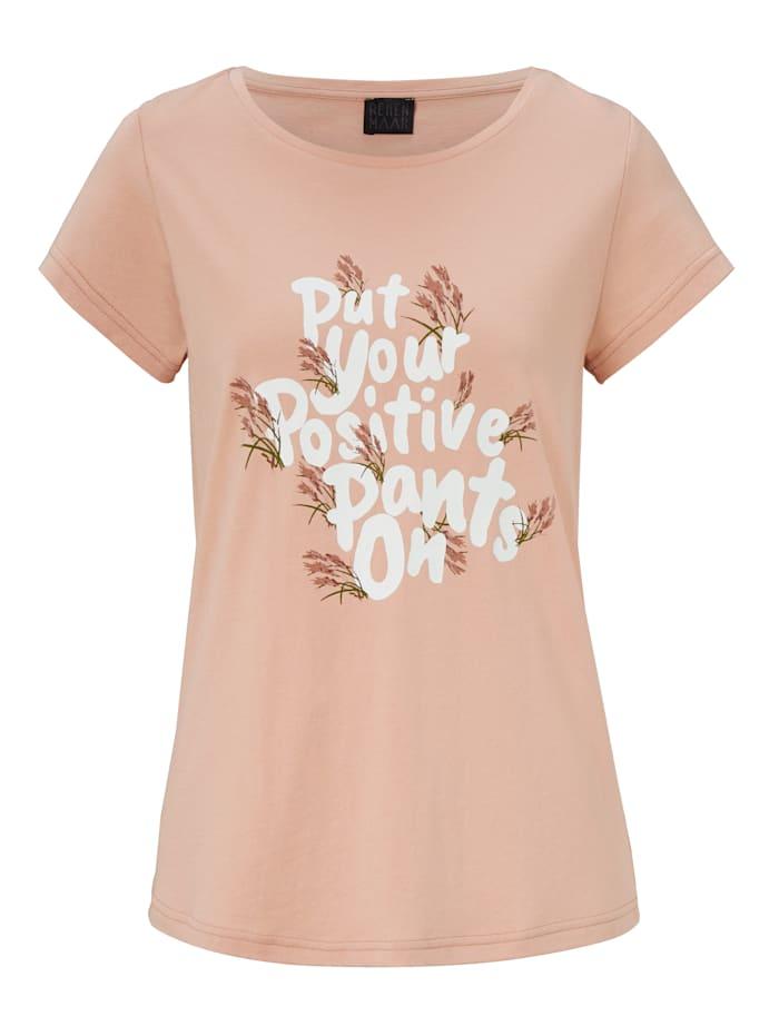 REKEN MAAR T-Shirt, Rosé
