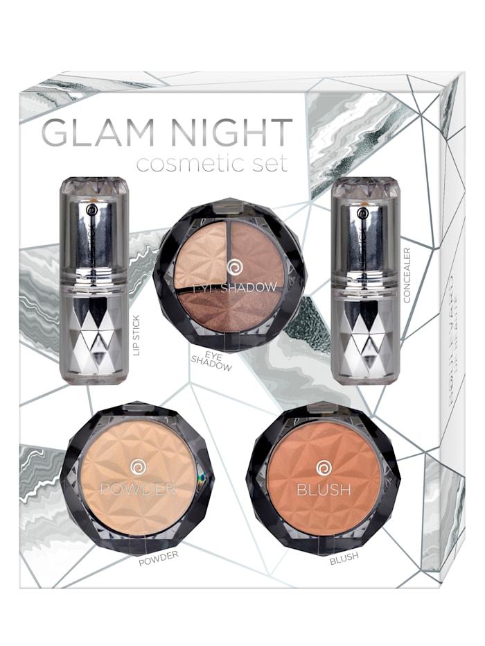 Glam Night - Shiny Makeup Set, Multicolor
