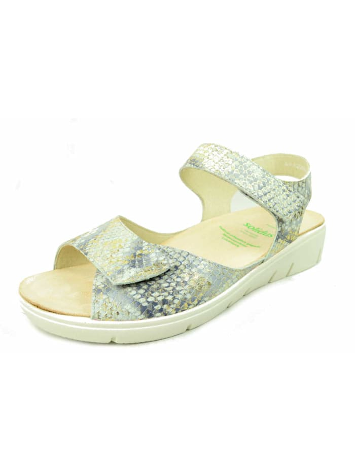 Solidus Sandalen/Sandaletten, grau