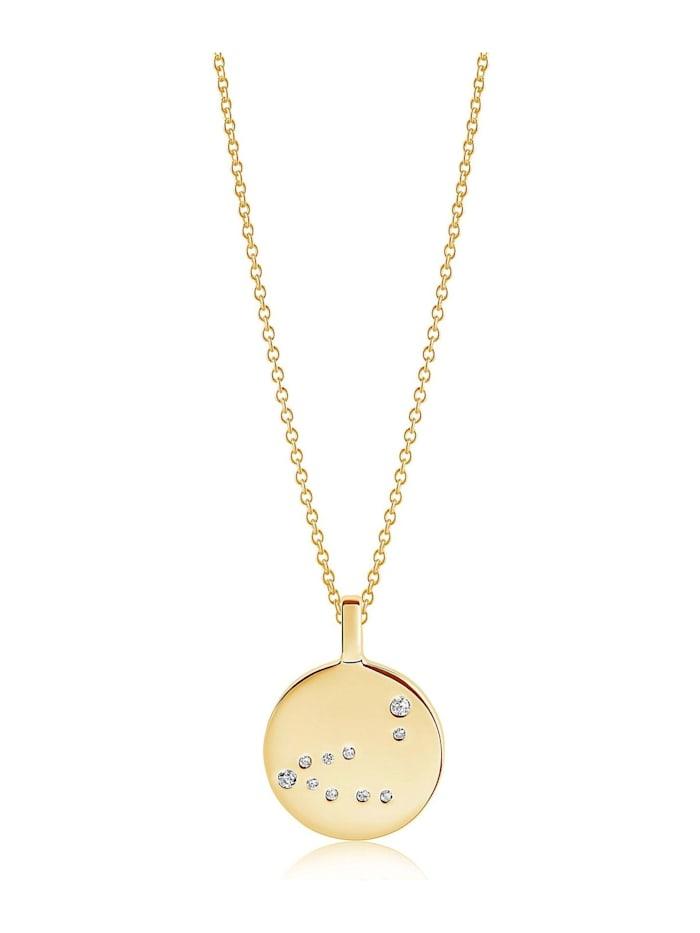 Sif Jakobs Sif Jakobs Jewellery Damen-Kette 925er Silber, gold