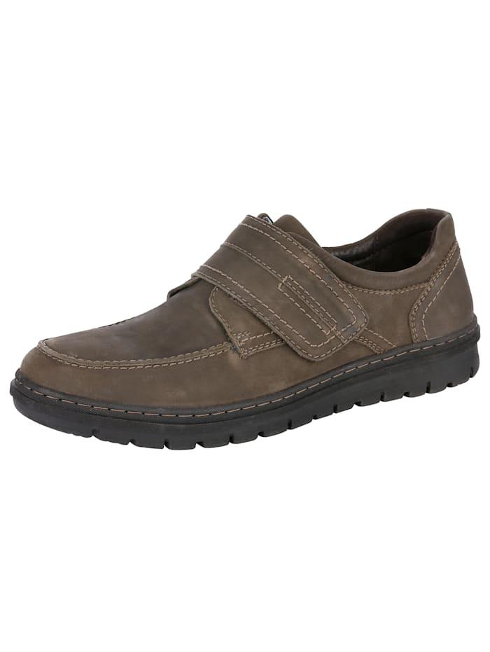 Slipper obuv z mäkkej nubukovej kože