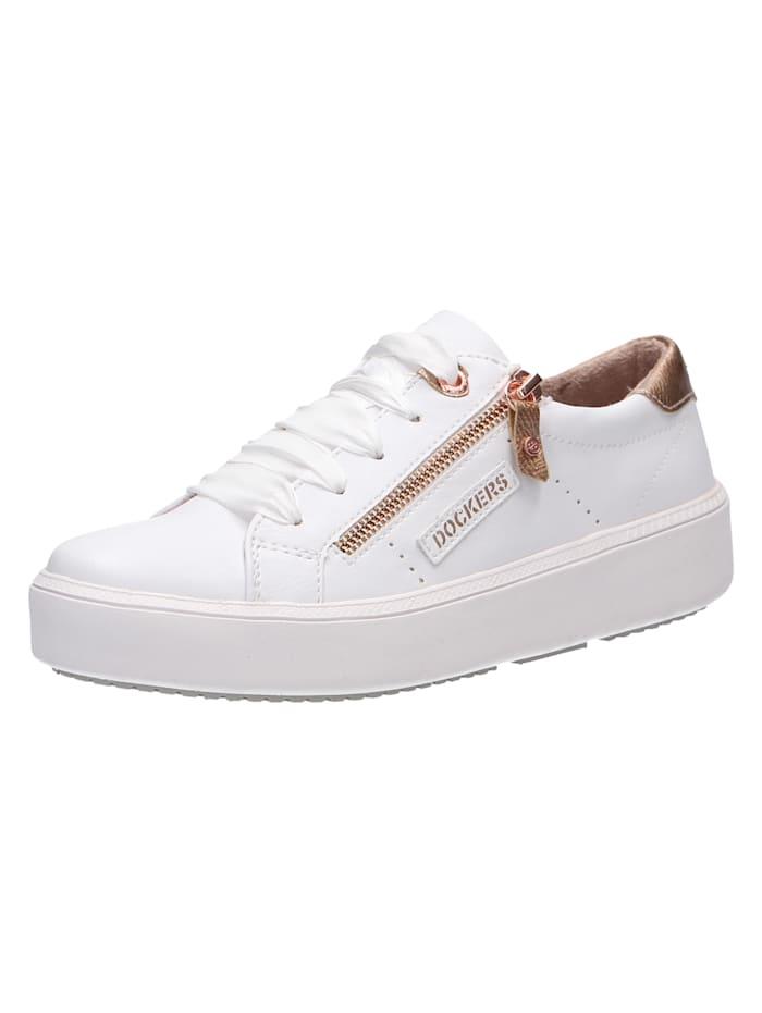 Dockers Sneakers, weiß