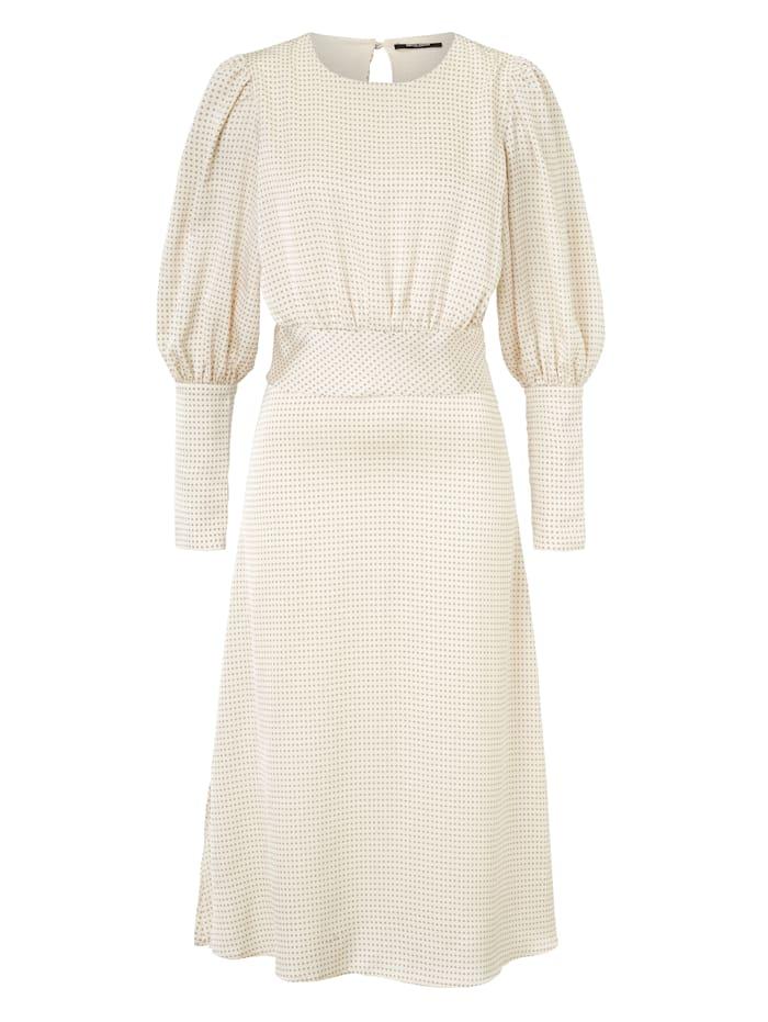 Bruuns Bazaar Kleid, Creme-Weiß