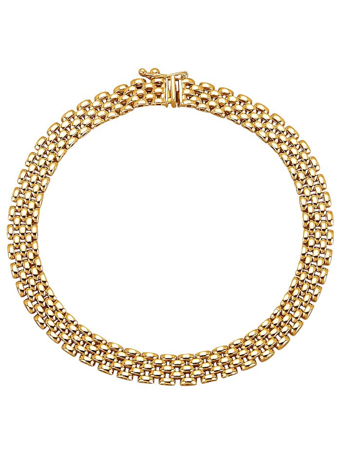 Armbånd av gull 375