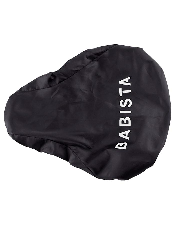 BABISTA Set van 2 zadelhoezen, Zwart