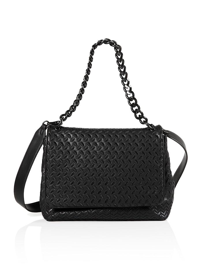Lala Berlin Handtasche, schwarz