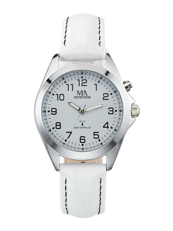 Meister Anker Dámske hodinky, Biela