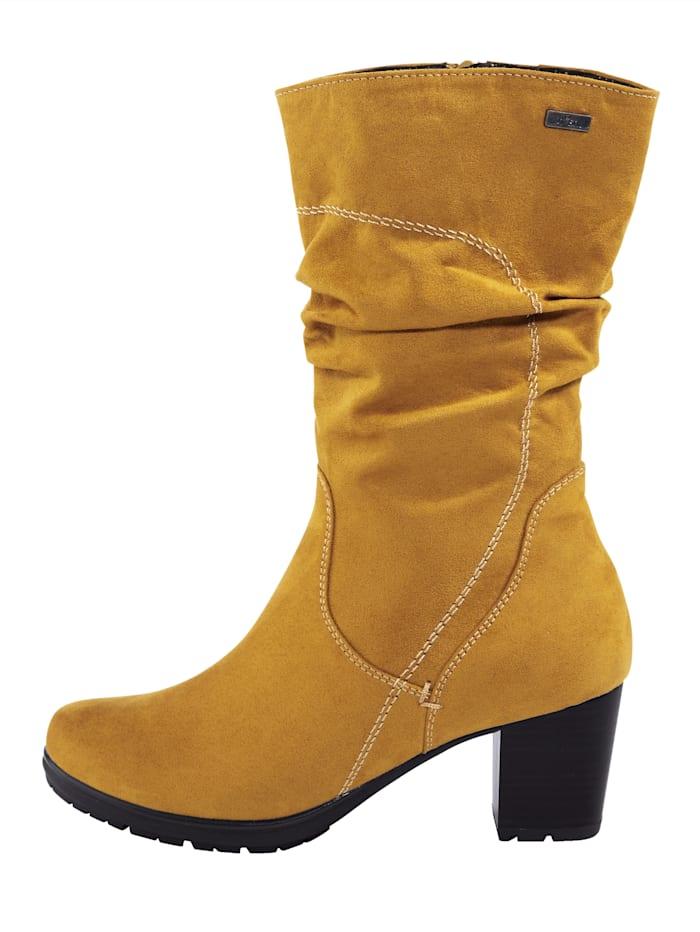 Stiefel mit Tex-Membran ausgestattet