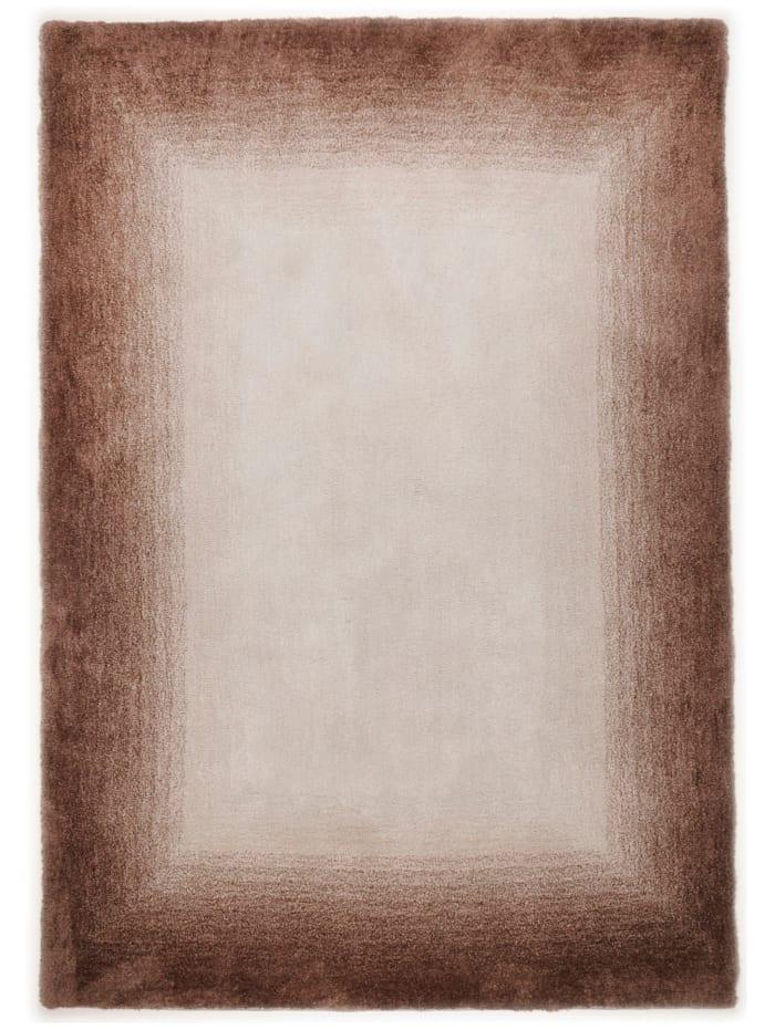 Theko®die Markenteppiche Teppich Hula, Beige