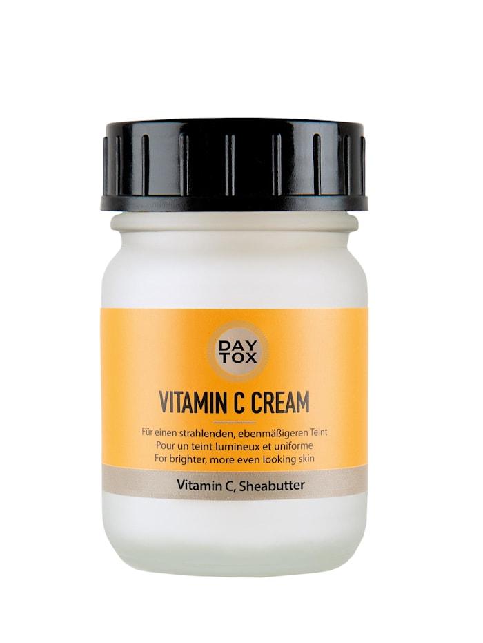 Day Tox Gesichtscreme Daytox Vitamin C Cream, weiß