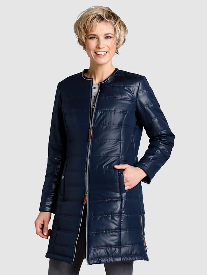 Dress In Krátký kabát v lesklé kvalitě, Námořnická