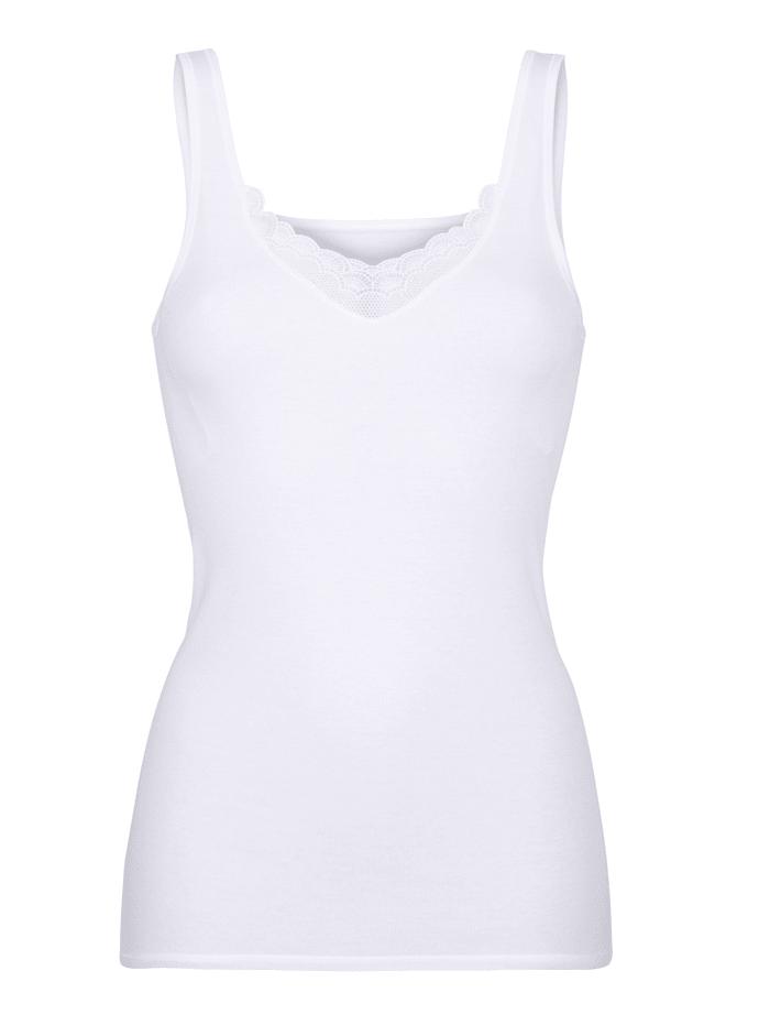 Mey Chemisette de la collection Mey 2000, Blanc