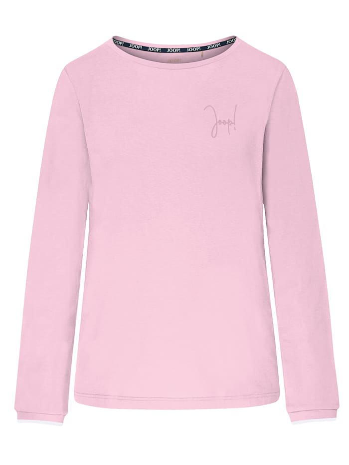 JOOP! Shirt aus der Serie Easy Leisure, Pink