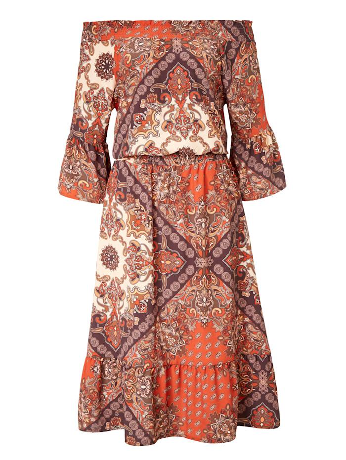 SIENNA Kleid, Multicolor