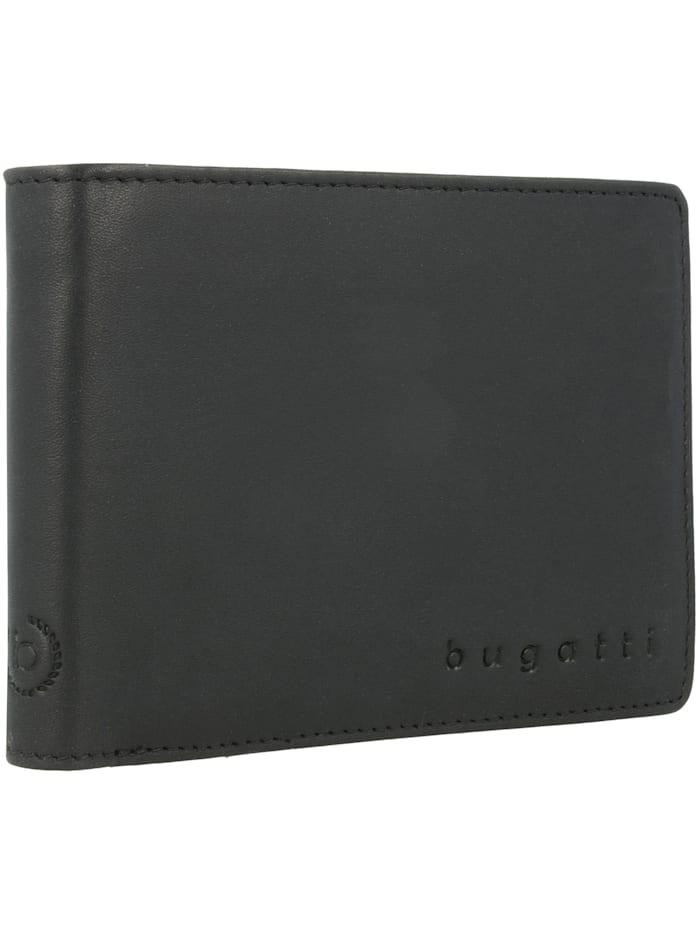 Primo RFID Geldbörse Leder 12 cm