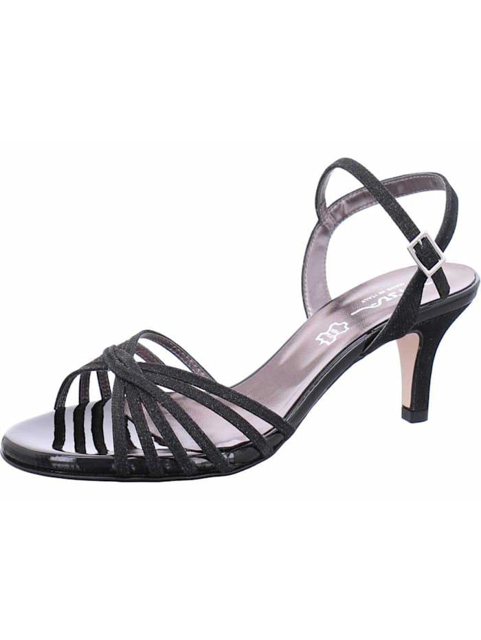 Vista Portuguese Sandalen/Sandaletten, schwarz