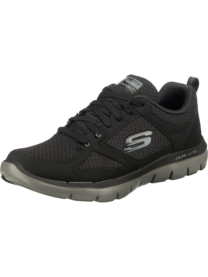 Skechers Flex Advantage 2.0 Lindman Sneakers Low, schwarz