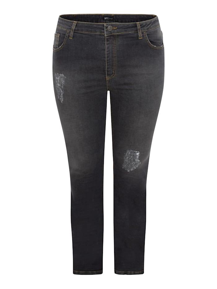 SPGWOMAN Jeans JEANS ONTARIO, black