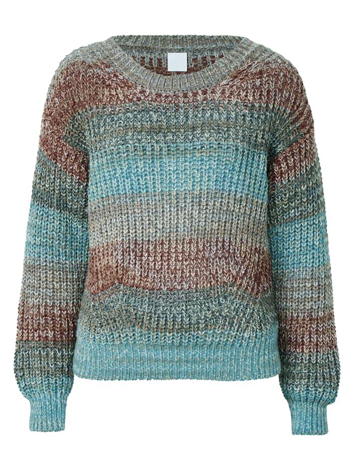 REKEN MAAR Pullover, Multicolor