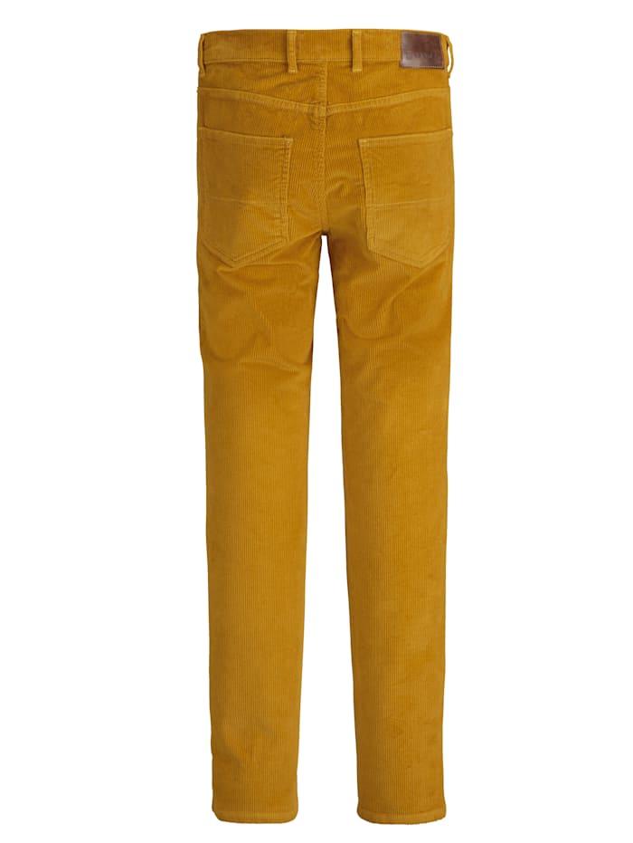 Pantalon en velours côtelé ultra doux