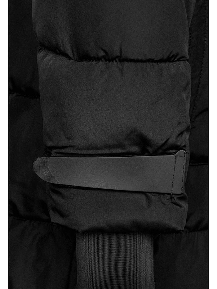 Mantel mit warmem Futter