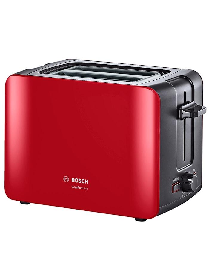 Bosch Brödrost för 2 skivor, röd