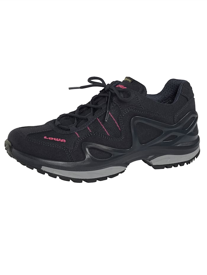 Lowa Chaussures de trekking avec membrane GORE-TEX, Bleu foncé