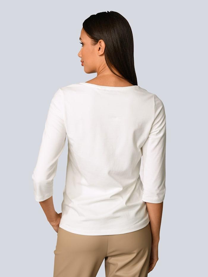 Shirt aus weichen Baumwoll-Jersey