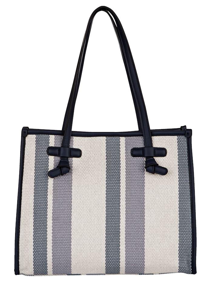 Shopper 2-tlg. mit einer Innentasche 2-teilig