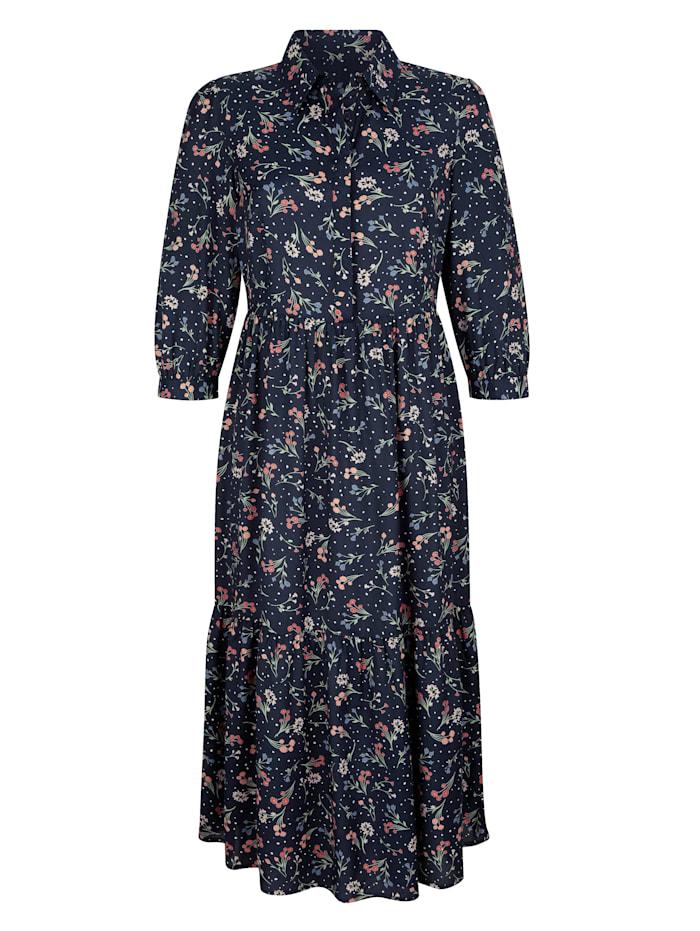 Šaty s riasením