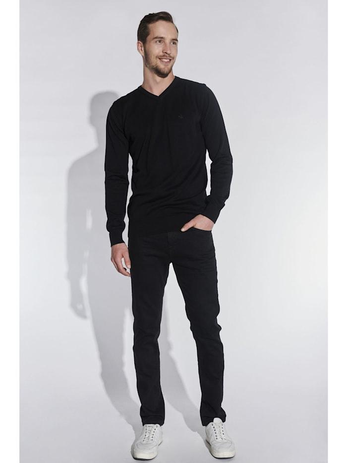 Herren Basic Pullover