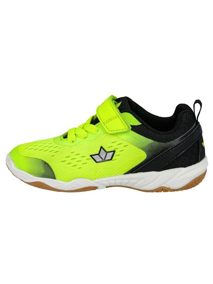 Lico Sportschuh, lemon/schwarz