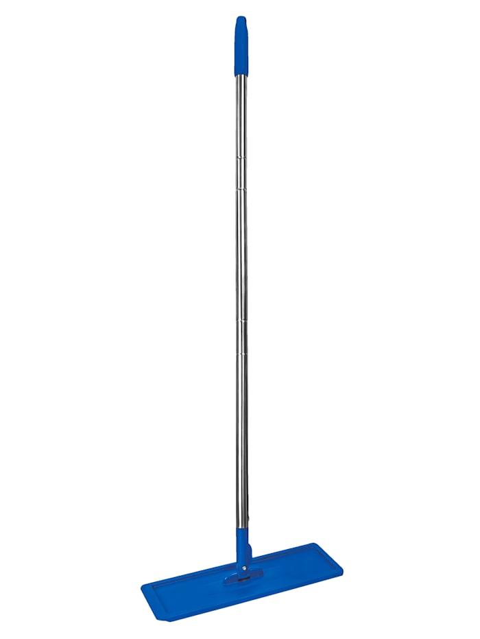 MediaShop Vloerwisser Livington Touchless Mop, blauw