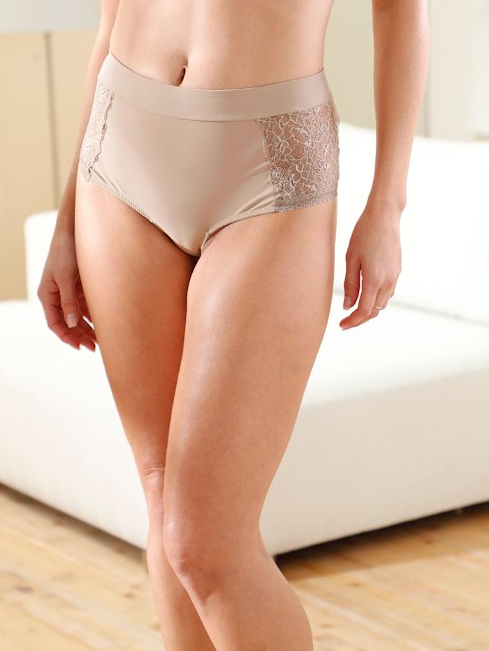 Culotte gainante avec renforcement partie ventre