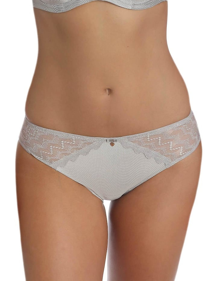 sassa Damen Slip JUST SUMMER, silver