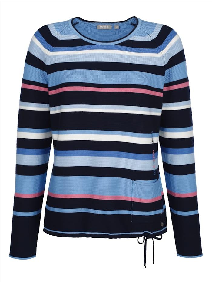 Pullover mit Ringel-Dessin
