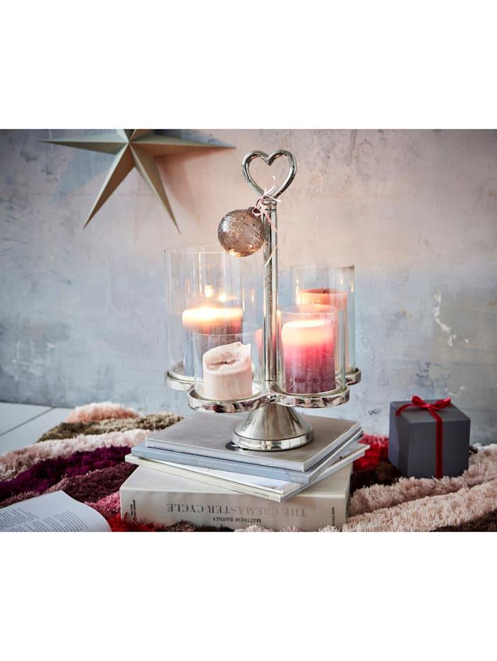 Kerzenhalter, Herz