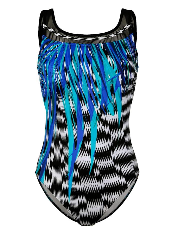 Sunflair Badeanzug für Prothesen geeignet, Schwarz