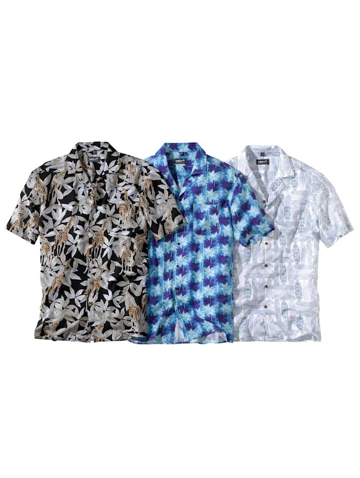 Hawaii-paita viskoosia
