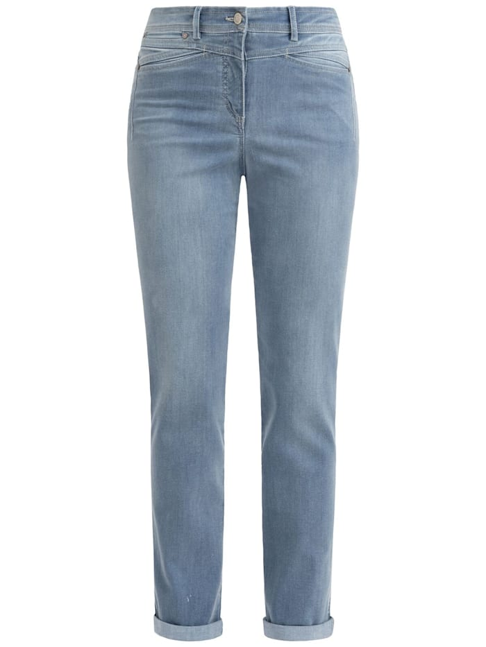 RECOVER Pants Jeans, BLEACHED
