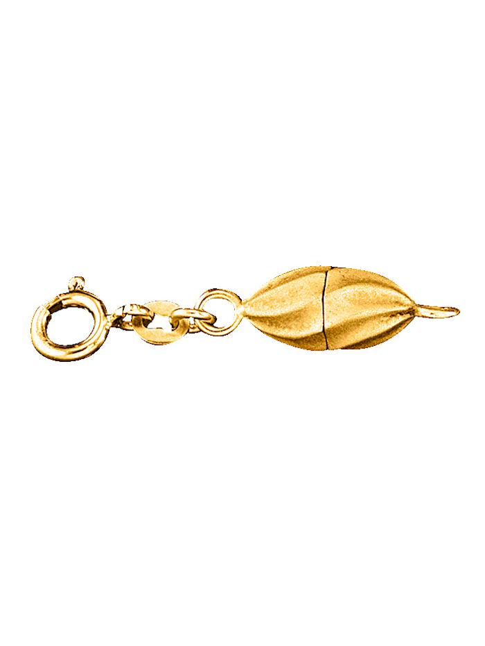Verlängerungskettchen in Silber 925, vergoldet